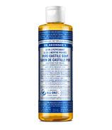 Dr. Bronner's Organic Pure Castile Liquid Soap Peppermint
