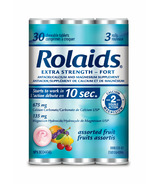 Rolaids Extra Strength Tablets Assorted Fruit