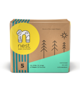 nest Baby Diapers Sustainable Plant Based Size 5