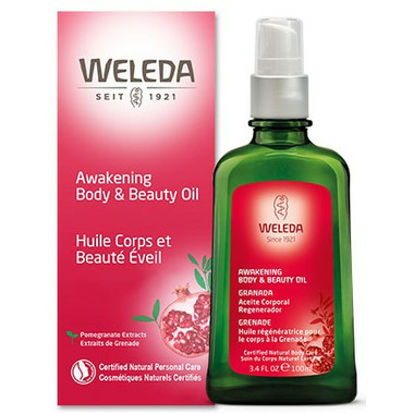Weleda Awakening Body and Beauty Oil