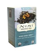 Numi Organic Aged Earl Grey Tea