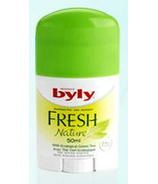 Byly Nature-Fresh Deodorant Stick with Green Tea Extract