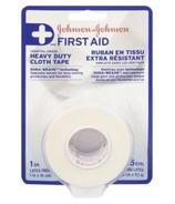 Johnson & Johnson First Aid Cloth Tape