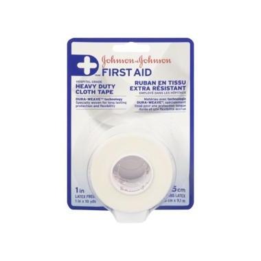 Johnson & Johnson First Aid Cloth Tape