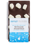 Dufflet Dark Chocolate Marshmallow Hot Chocolate Bar