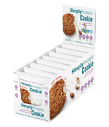 Simply Protein Cookie Vanilla Almond Case