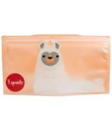 3 Sprouts Snack Bag Llama
