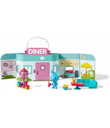 Sago Mini Portable Playset Jack's Diner
