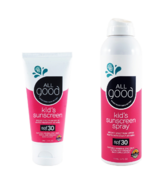 All Good SPF 30 Kids Sunscreen Bundle