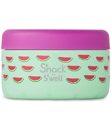 S'nack x S'well Slice of Life Food Container