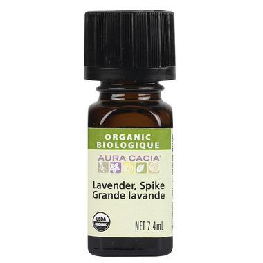 Aura Cacia Organic Spike Lavender Essential Oil