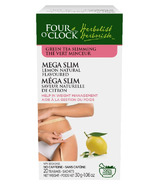 Four O'Clock Lemon Mega Slim Green Tea