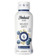 Elmhurst Milked Oats Blueberry