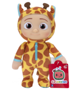 CoComelon Petite girafe en peluche JJ (Little Plush Giraffe JJ)