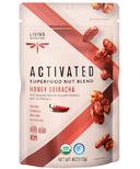 Living Intentions Superfood Nut Blend Honey Sriracha