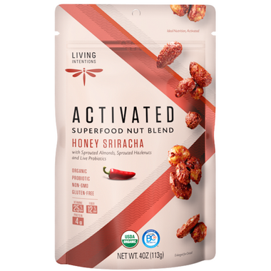 Living Intentions Superfood Nut Blend
