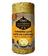 Cha's Organics Turmeric Latte Instant Mix