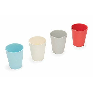 Red Rover Bamboo Fibre Cups