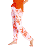 PJ Salvage Daydream Doodles Tie Dye Banded Pant Fire