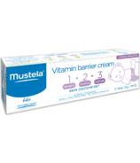 Mustela 1-2-3 Vitamin Barrier Cream