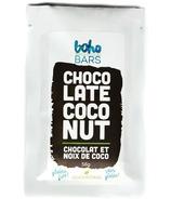 Boho Bars Chocolate Coconut Boho Bars