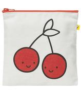 Fluf Zip Snack Bag Cherries Red