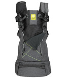 Lillebaby Pursuit All Seasons Carrier Graphite