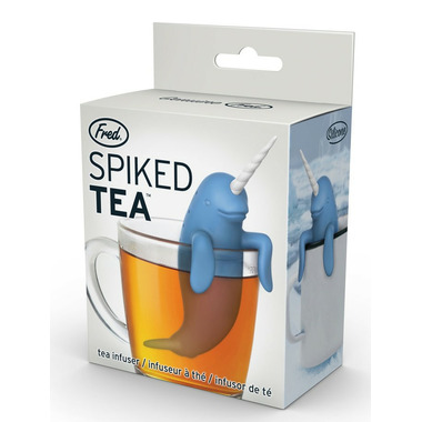 Fred Spiked Narwhal Tea Infuser