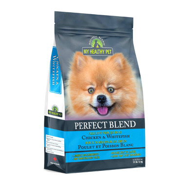 Holistic Blend The Perfect Blend Dog Food Chicken & Whitefish