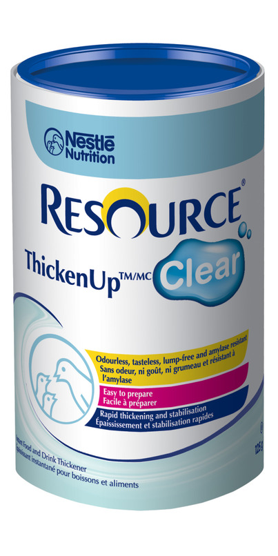 Buy Nestle Resource Thickenup Clear At Well Ca Free