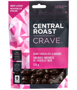 Central Roast Crave Dark Chocolate Almonds