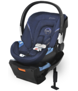 Cybex Aton 2 Sensor Safe Car Seat Denim Blue