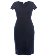 Boob LBD Dress Midnight Blue