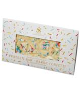 Saxon Chocolates Belgian Chocolate Confetti Bar