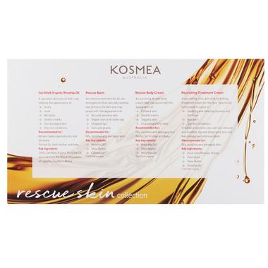 Kosmea Rescue Skin Collection