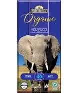 Waterbridge Organic Milk Chocolate 40% Cocoa