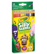 Crayola Silly Scents Coloured Pencils