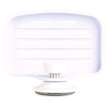 Umbra Flex Gel-Lock Soap Dish White