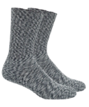 Dr. Segal's Diabetic Socks Grey Space Dyed