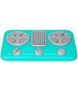 Green Toys Teal Stove Top