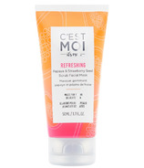 C'est Moi Refreshing Papaya & Strawberry Seed Facial Mask