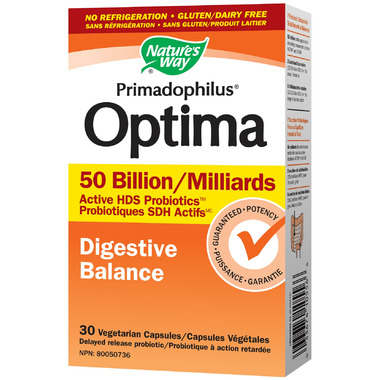 Nature\'s Way Primadophilus Optima Digestive Balance