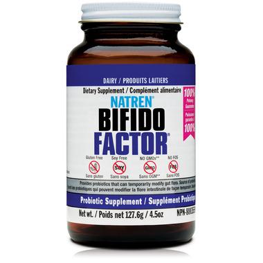 Natren Bifido Factor (Large Intestine)