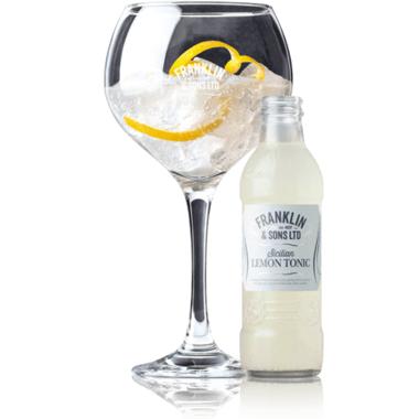 Franklin & Sons Sicilian Lemon Tonic
