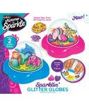 Cra-Z-Art Shimmer 'n Sparkle Sparklin' Glitter Globes Kit