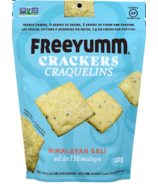 FreeYumm Himalayan Salt Crackers