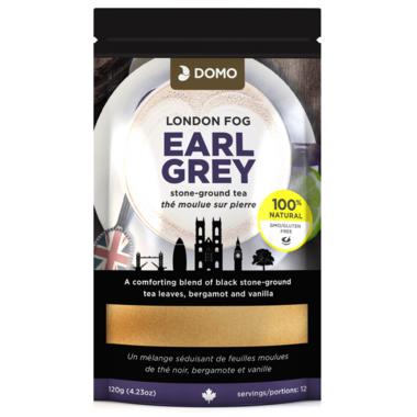 Domo London Fog Earl Grey Stone Ground Tea