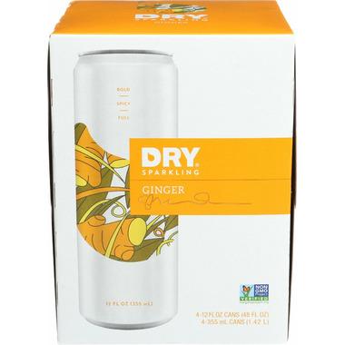 DRY Soda Co. Ginger DRY Sparkling
