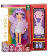 Rainbow High Fashion Doll Violet Willows