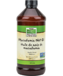 NOW Foods Macadamia Nut Oil